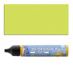 3D nafukovací barva - světle zelená