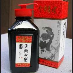 Čínská tuš černá, v plastu