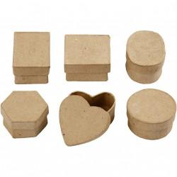 Mini krabička Ovál