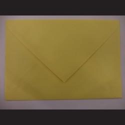 Balení obálek 10 ks - světle žluté, C5