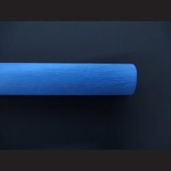 Krepový papír - levandulově modrý