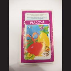 Potravinářská barva na vejce - fialová