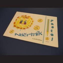 Náčrtník A3 - pastel, 20 listů