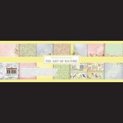 Scrapbooková sada - The Art of Nature, 30,5 x 30,5