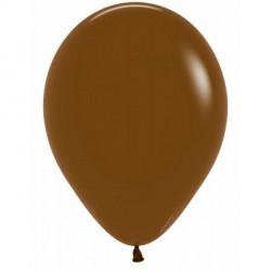 Balónek - hnědý