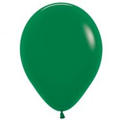 Balónek - tmavě zelený