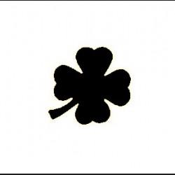Raznice - čtyřlístek, 1,6 cm
