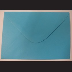 Balení obálek 10 ks - modre, C5