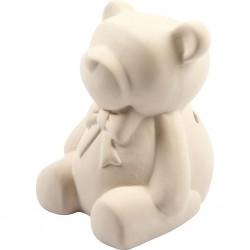 Pokladnička medvidek