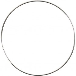 Kovový kruh, 10ks