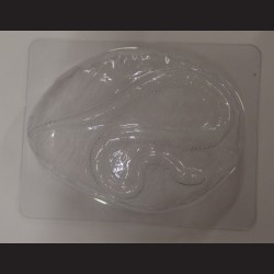 Plastová forma-had