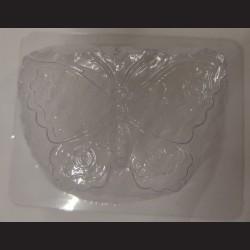 Plastová forma-motyl