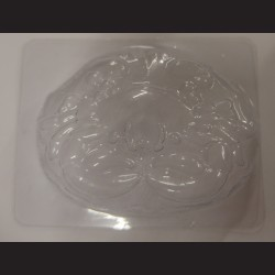 Plastová forma-krab