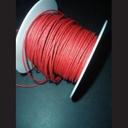 Papírový drát - červený