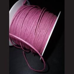 Papírový drátek tmavě růžový