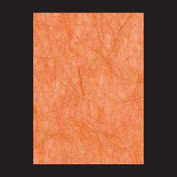 Ruční papír juta červený