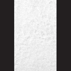 Ruční papír rain bílý