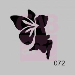 Víla  - šablona 072