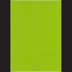 Světle zelený filc A2, 3 mm