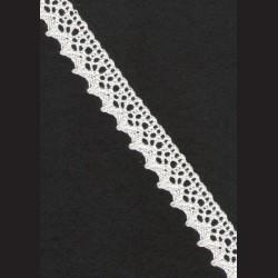 Krajka smetanová č. 1, š. 21 mm