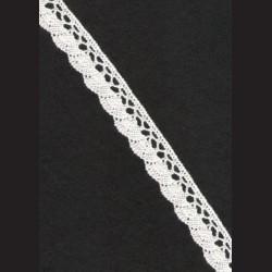 Krajka smetanová č. 2, š. 18 mm