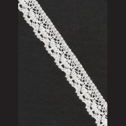 Krajka smetanová č. 3, š. 23 mm