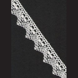 Krajka smetanová č. 6, š. 29 mm