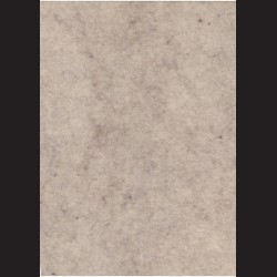 Béžový melír filc 45 cm x 1 m