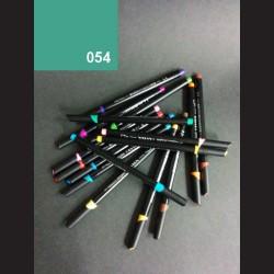 Tyrkysový akvarelový fix