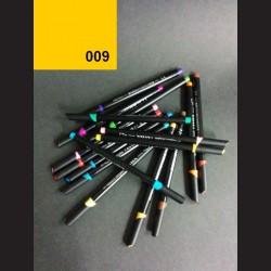 Žlutooranžový akvarelový fix