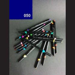 Tmavě modrý akvarelový fix