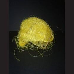 Žluté kokosové vlákno