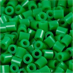 Korálky zažehlovací - zelené, 5 x 5 mm, 6000ks