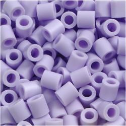 Korálky zažehlovací - fialové, 5 x 5 mm, 850ks