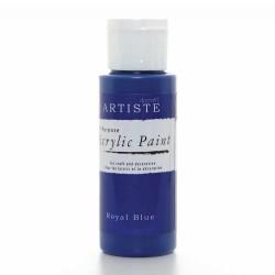 Akrylová barva - královsky modrá, 59 ml