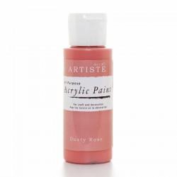 Akrylová barva - starorůžová, 59 ml