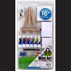 Mini sada akrylových barev Royal