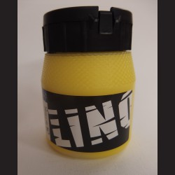 Barva na linoryt žlutá 250 ml