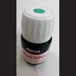 Barva na porcelán Darwi - tmavě zelená, 30 ml