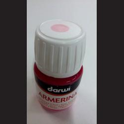 Barva na porcelán Darwi - růžová, 30 ml