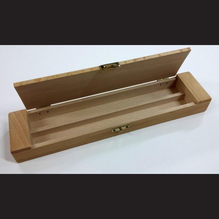 Dřevěná kazeta velká na akvarelové barvy UMTON bdcf9c9acd7