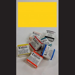 Akvarelová barva Umton - Kadmium žluté střední, 2,6 ml