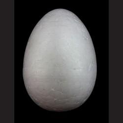 Vejce polystyrenové, 8 cm