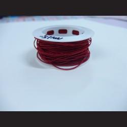 Gympa - karmínová, 1mm
