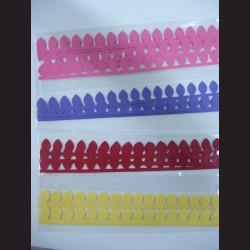 Papírové pásky - vajíčka, 12ks