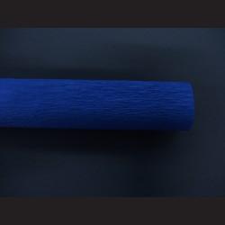 Krepový papír tmavě modrý