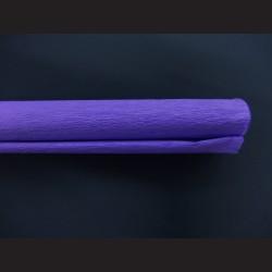 Krepový papír světle fialový