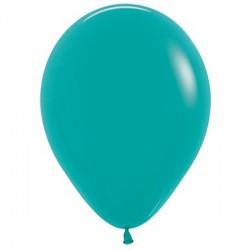 Balónek - tyrkysový