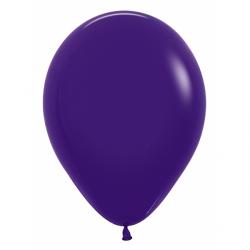 Balónek - tmavě fialový