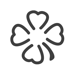 Raznice - čtyřlístek, 1,5 cm